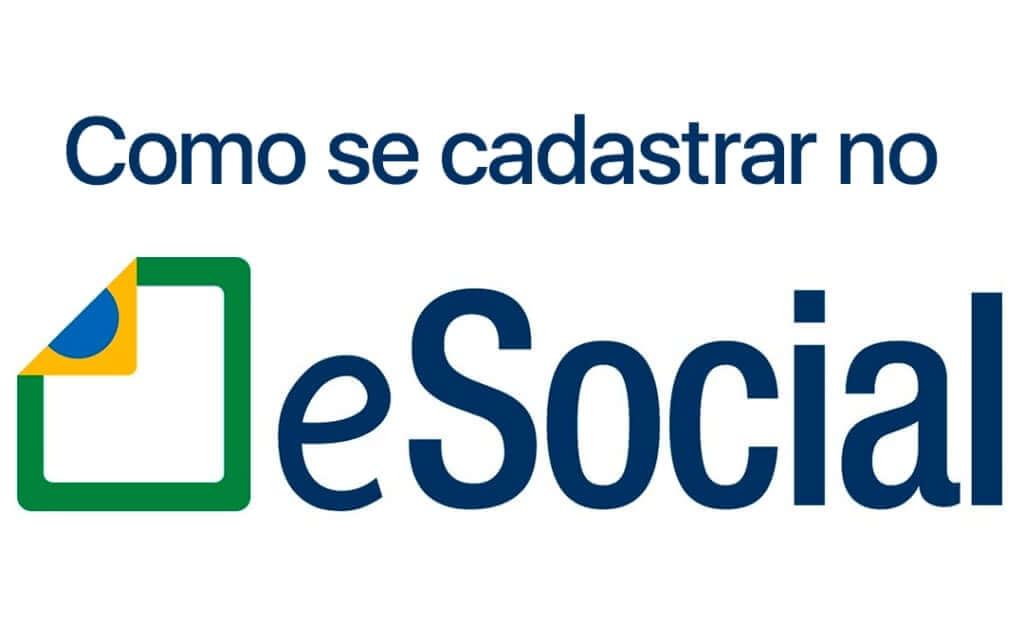 Como se cadastrar no eSocial?
