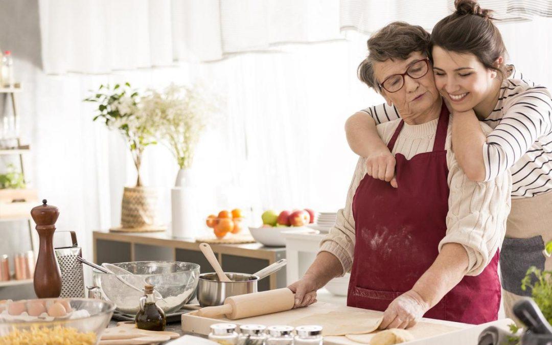 Empregado doméstico na cozinha pode?