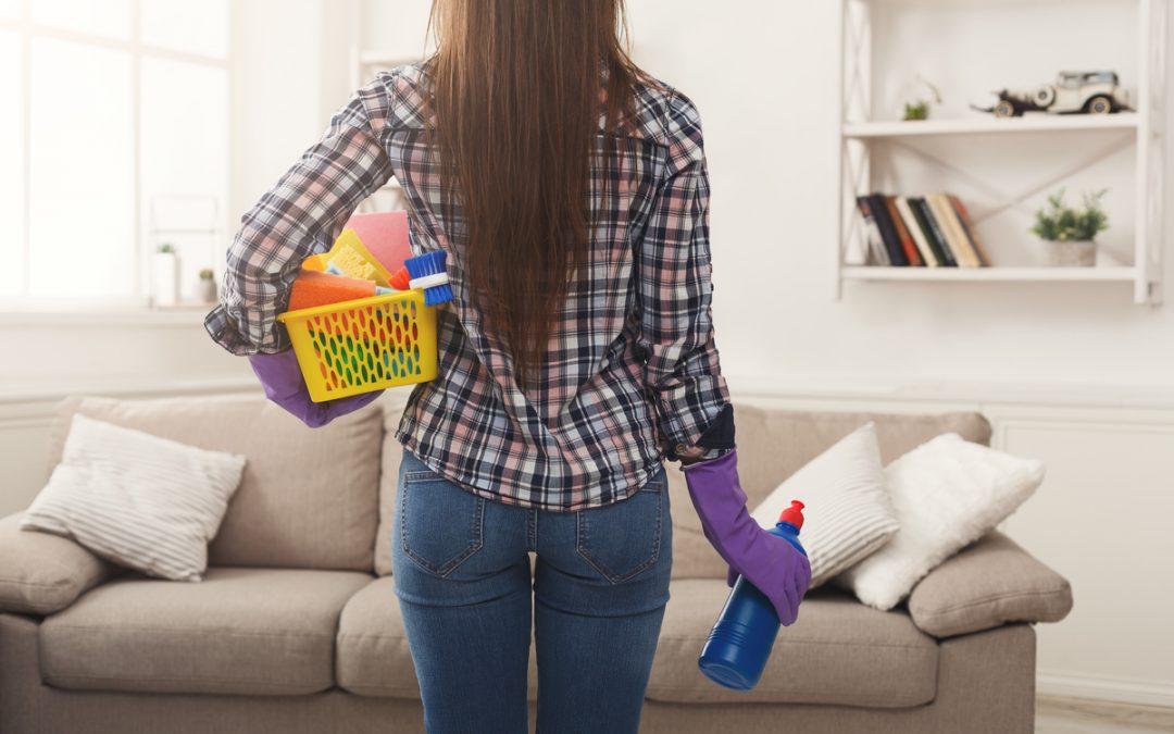 Como organizar a rotina de trabalho da empregada doméstica?